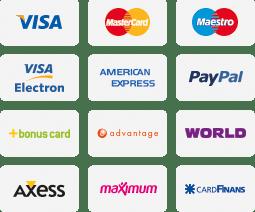 Kredi kartı ile rulman/bilya satışı
